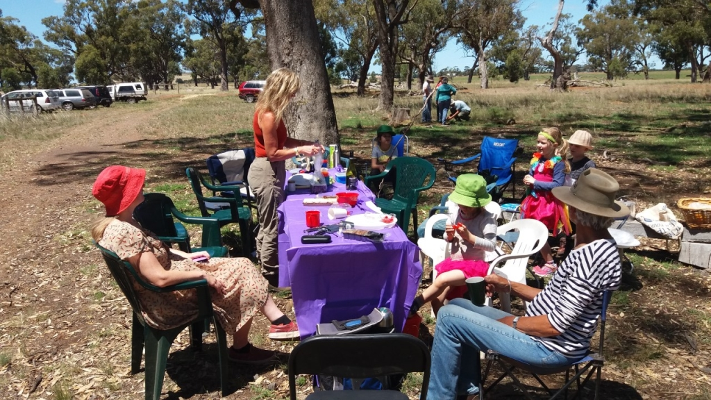 Picnic in Pinkerton 6 January 2019